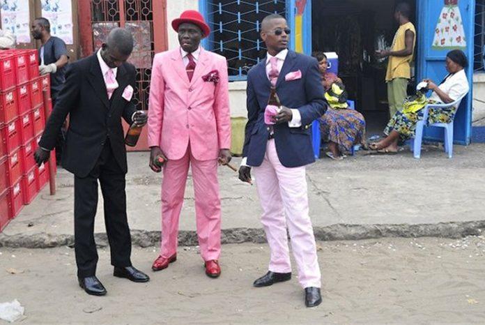 Gentlemen of Bacongo