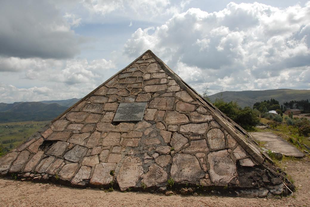Source of the Nile in Burundi