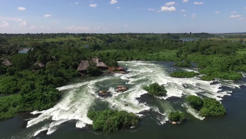Source of the Nile Uganda