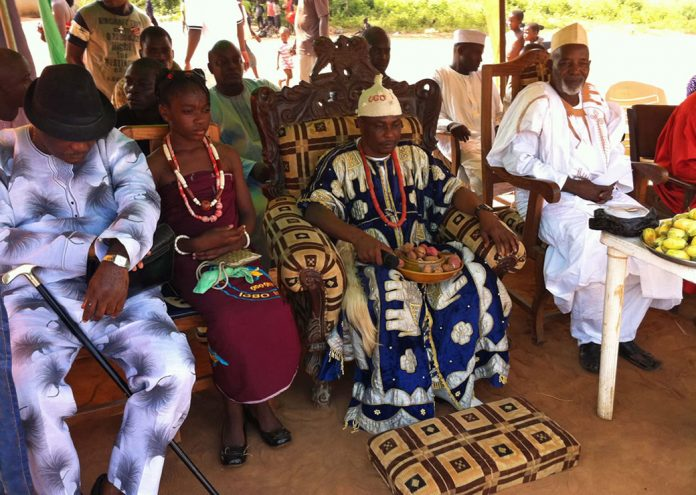 Igbo Festival in Nigeria