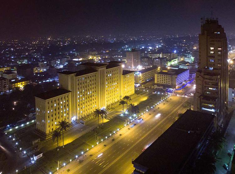 Kinshasha City