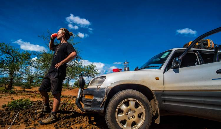 Uganda Road Trip Checklist