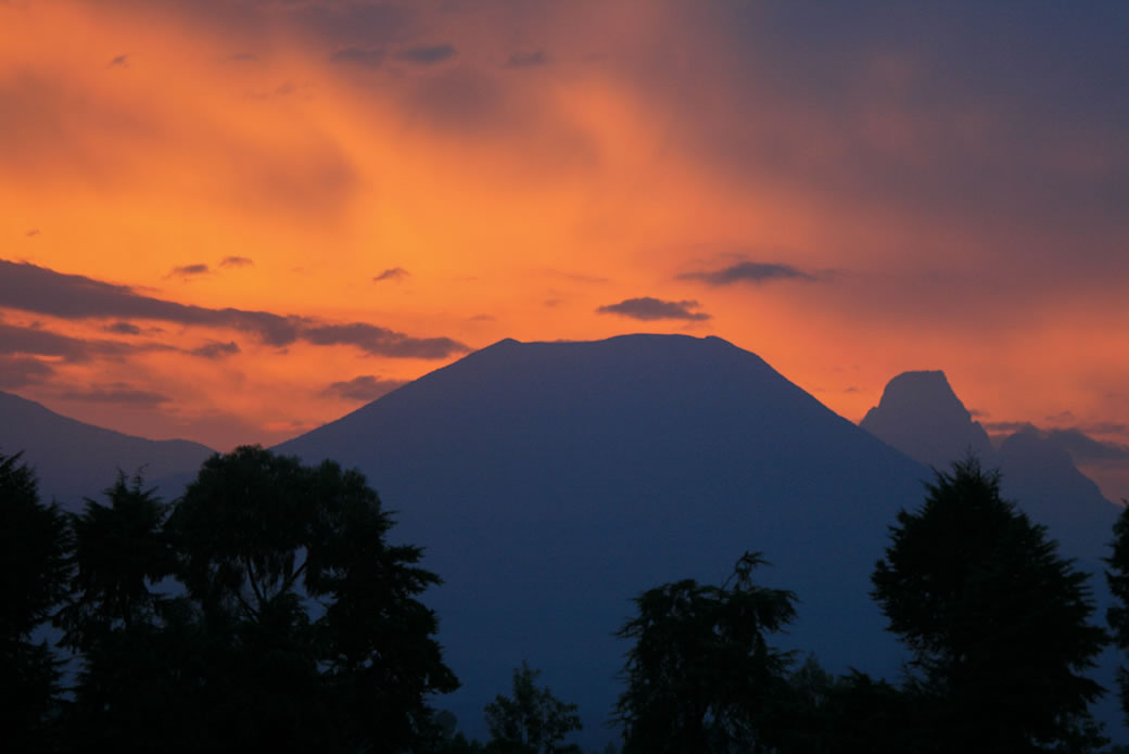 Volcanoes of Rwanda