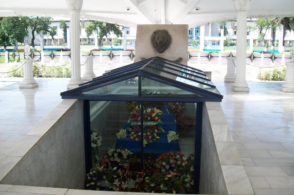 Laurent Kabila Tomb