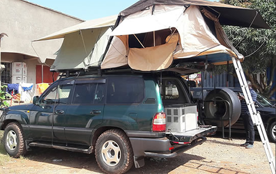 Tanzania Rooftop Tent
