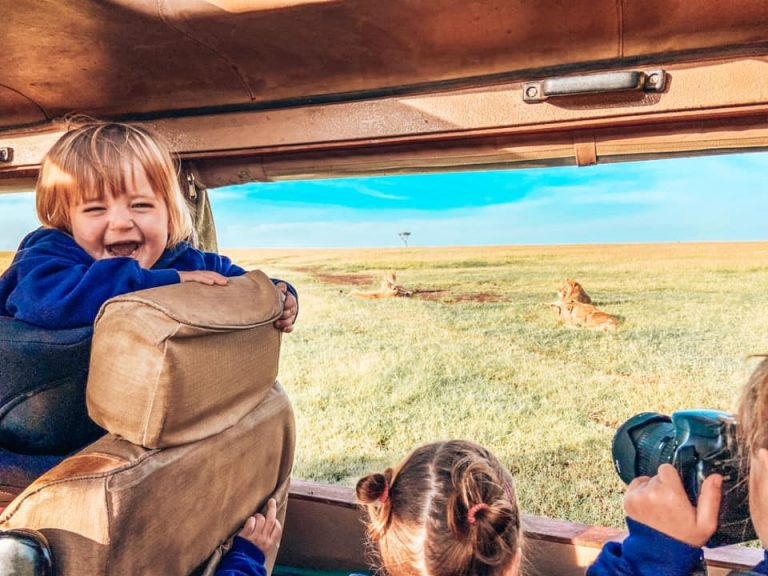 Planning a Road Trip Vacation with Kids in Uganda